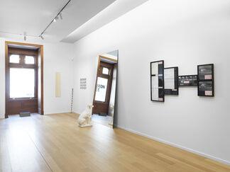 Towards Infinity: 1965-1980, installation view