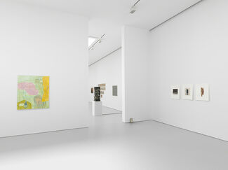 Group Show: People Who Work Here, installation view