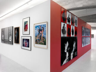 Green White Red. A Perfume of Italy in the Collection of Frac Aquitaine, installation view