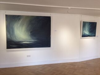 JAMES BYRNE -  BETWEEN THE ISLANDS, installation view