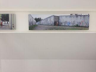 HYBRID by Judith Lesur and Auris Radzevičius, installation view