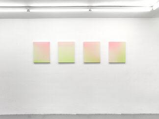 galerie bruno massa at LA Art Show 2018, installation view