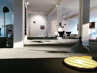 LICHT FELD Gallery at Art Miami 2018, installation view