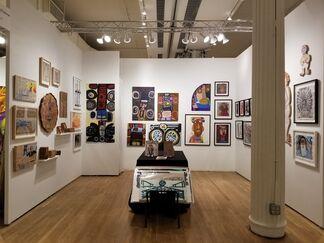 Creativity Explored at Outsider Art Fair 2018, installation view
