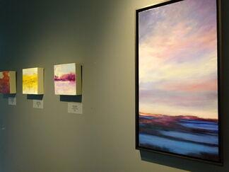Julia Jensen: Scenes Remembered, installation view