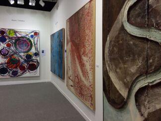 Whitestone Gallery at ArtRio 2015, installation view