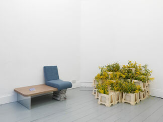 Things That Tumble Twice, installation view