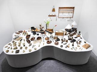 Patrick Parrish Gallery at The Salon Art + Design 2017, installation view