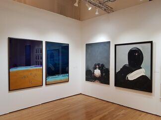 Voloshyn Gallery at SCOPE New York 2017, installation view