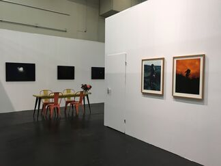 Zink at Art Cologne 2017, installation view