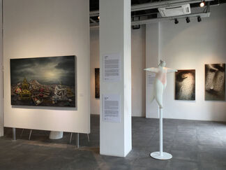 In Between Days VI: Group Exhibition by Gallery Artists, installation view