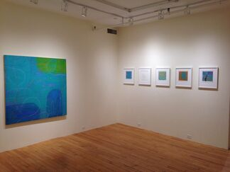 Jim Holl: All the Living Things, installation view