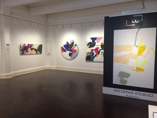 Waldemar Kolbusz: Rudiment, installation view