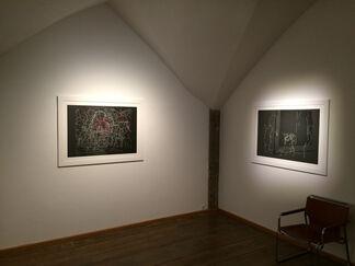 Salzburg: VADIM ZAKHAROV - Movie on One Page, installation view