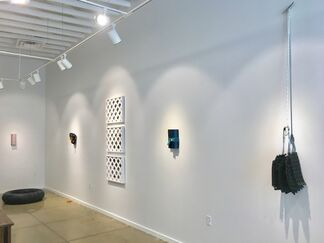 Hybrid Moments, installation view