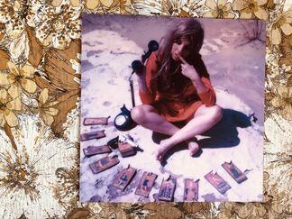 The Bombay Beach Polaroid Museum, installation view