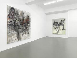 Martin Disler - Malerei, installation view