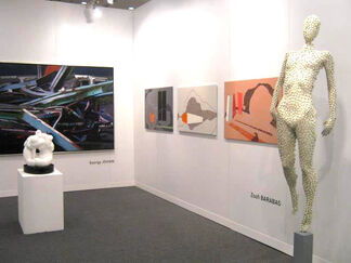 Faur Zsofi Gallery at Contemporary Istanbul 2014, installation view