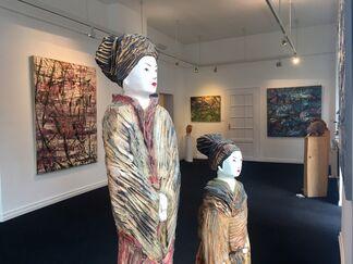 Jíri Vincenc Slavicek | Christiane Erdmann, installation view