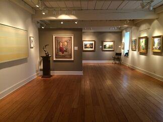 American & European Masters, installation view