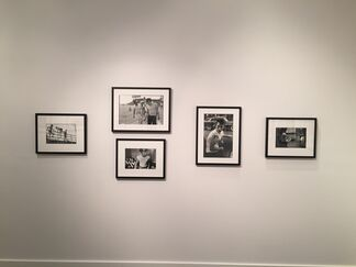Bruce Davidson: In Color & Brooklyn Gang, installation view