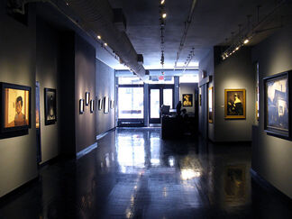 CONTEMPORARY ROMANTICISM - A GROUP EXHIBITION, installation view