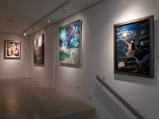 Collection on Display, installation view