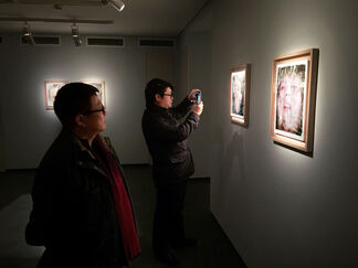 Breath•On Paper – Shi Chong Solo Exhibition, installation view