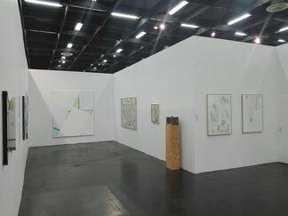 Christine König Galerie at Art Cologne 2017, installation view