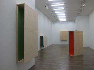 Martina Klein, Volume, installation view