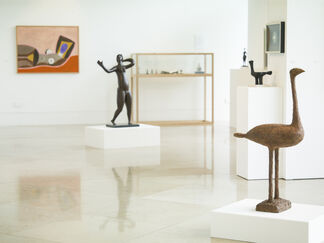 Breon O'Casey: The World Beyond, installation view