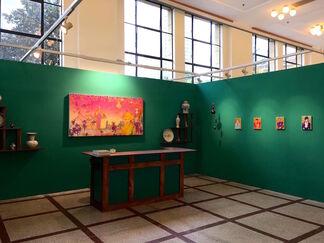 Gallery Side 2 at ART021 Shanghai Contemporary Art Fair 2016, installation view