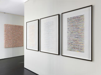 Curved by Air, installation view