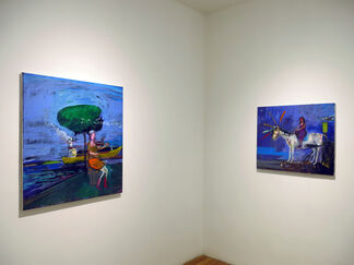 Nueva Frontera, installation view