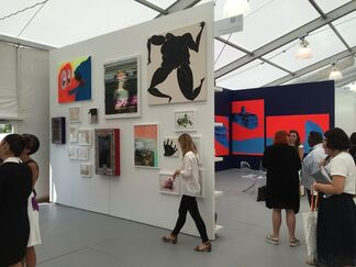Postmasters Gallery at UNTITLED 2015, installation view