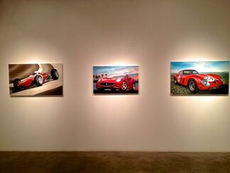 It`s Red!, installation view