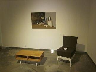 Naebang(內房) 展, installation view