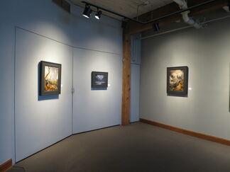 Linda Jo Nazarenus   Passing Through, installation view