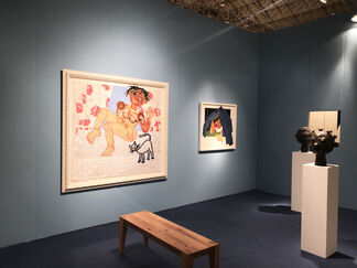 Mariane Ibrahim Gallery at EXPO CHICAGO 2018, installation view
