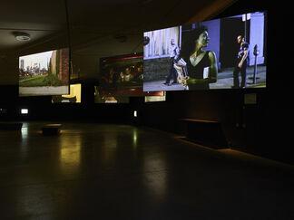 Master of Light - Robby Müller: Cinematographer of Wim Wenders, Jim Jarmusch, Lars von Trier and Steve McQueen, installation view