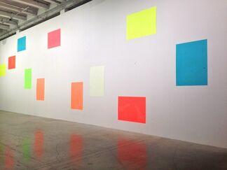 Pilar Corrias Gallery at Frieze New York 2015, installation view