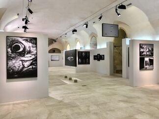 Sale Sudore Sangue, installation view