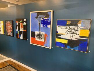 Strictly Richter, installation view