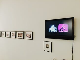 Raum mit Licht at viennacontemporary 2015, installation view