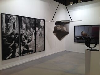 Leila Heller Gallery at ARCO Madrid 2014, installation view