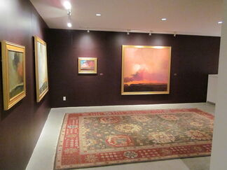 Thomas Sgouros: Remembered Landscapes, installation view
