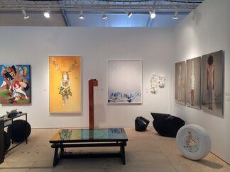Yellow Peril Gallery at SCOPE Miami Beach 2013, installation view