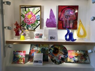 Celebrating Our Women Artists, installation view