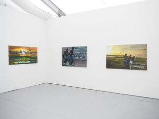 Galerie Thomas Fuchs at UNTITLED 2015, installation view