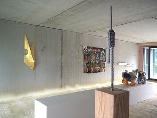Boarding Galleries, installation view